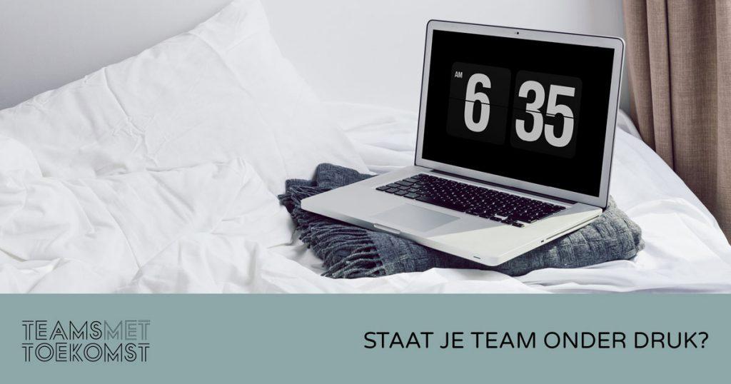 werkstress van je team